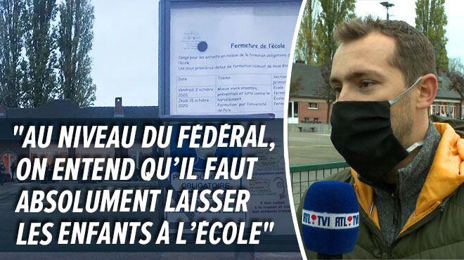 Une commune du Hainaut décide de FERMER ses écoles- Surpris, ravis, les parents sont DIVISÉS (vidéo)