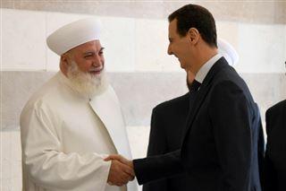Syrie- le mufti de Damas tué dans un attentat