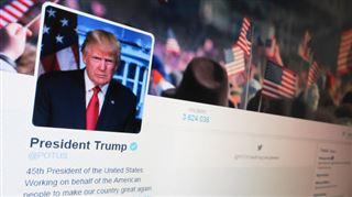 Le compte Twitter de Donald Trump piraté- le hacker aurait DEVINÉ son mot de passe