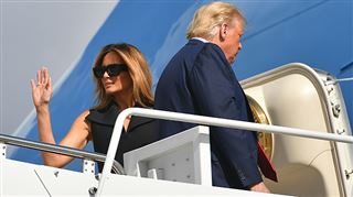 Fake Melania- Donald Trump a-t-il utilisé une doublure de sa femme? (photos)