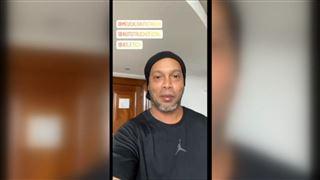 Ronaldinho testé positif au Covid-19- le Brésilien donne des nouvelles rassurantes 5