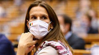 Touchée par le coronavirus- Sophie Wilmès toujours en soins intensifs