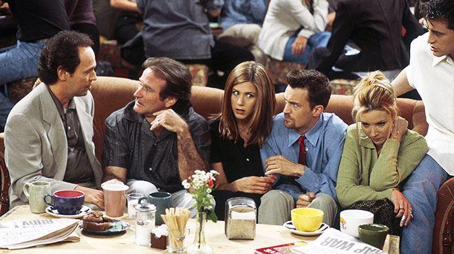 Lisa Kudrow- ce qu'elle DÉTESTAIT plus que tout au début de la série Friends