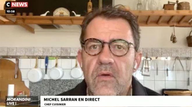 Le chef Michel Sarran a fermé son restaurant- On est les deux genoux à terre (vidéo)