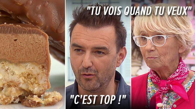 La Belgique peut être fière de toi- Florian COUP DE CŒUR de Mercotte et Cyril Lignac grâce à sa barre chocolatée