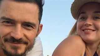 La GROSSE surprise d'Orlando Bloom pour l'anniversaire de Katy Perry
