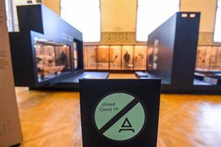Coronavirus- les musées bruxellois dans l'incompréhension à la suite des nouvelles mesures