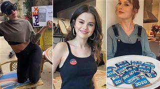 Elections américaines- les stars appellent à voter (photos)