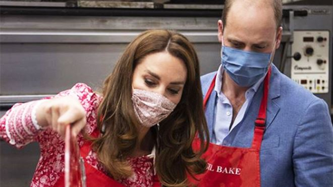 William et Kate- la recette du prince qui l'a séduite