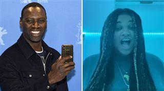 Omar Sy- sa fille Sabah chante dans une vidéo Instagram, sa VOIX surprend les internautes