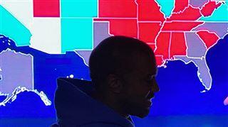 Kanye West remporte quelques voix et annonce son retour pour 2024