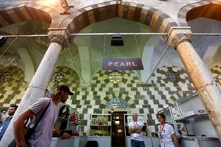 A Damas, une foire pour relancer l'artisanat et l'industrie d'Alep