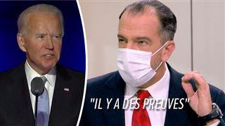 Le camp républicain ne s'avoue pas vaincu- Il y a un avantage aux votes pour Joe Biden