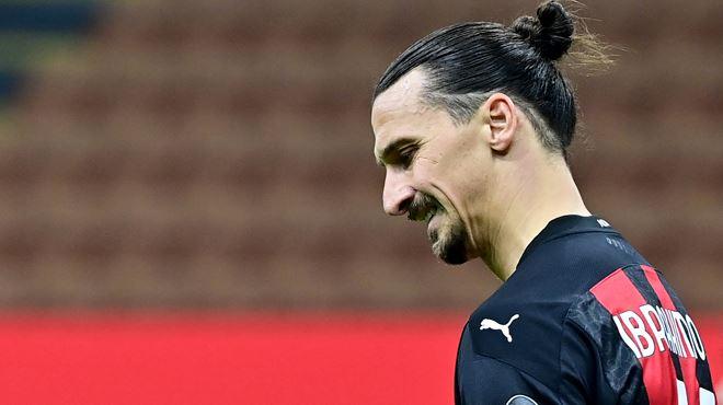 Zlatan Ibrahimovic s'en mord les doigts- Après ce penalty raté, je suis mal!