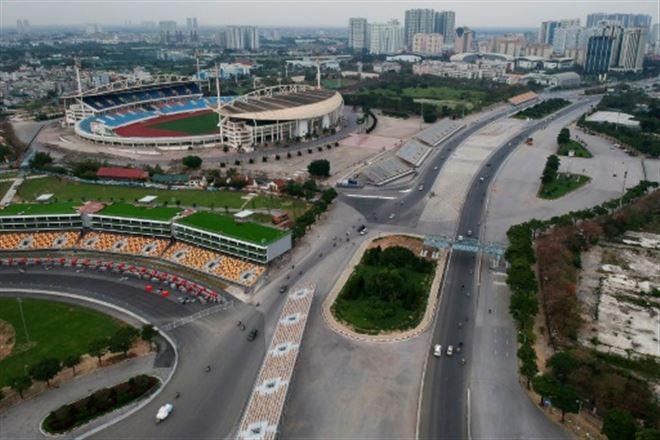 Le Grand Prix de F1 du Vietnam pourrait ne pas se tenir l'an prochain, selon une source proche