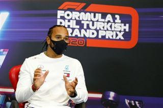 GP de Turquie de F1- Lewis Hamilton vers le septième ciel