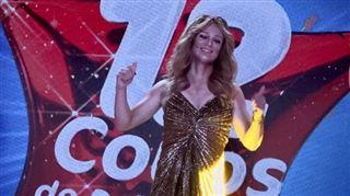 Léo, champion des 12 Coups de midi, débarque en Céline Dion sur le plateau- le résultat est BLUFFANT (photos)