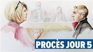 Affaire Alexia Daval - Procès JOUR 5- Je dois payer pour les actes que j'ai commis, Jonathann Daval parle