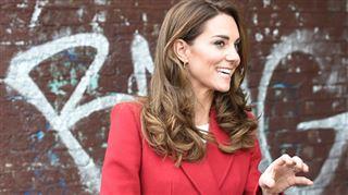 Kate Middleton fait son entrée dans un célèbre top 10