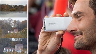 Les tests de Mathieu- cet appareil photo inédit permet de zoomer en toute discrétion