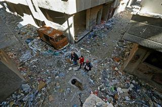 En Syrie, le rêve du retour au camp palestinien de Yarmouk