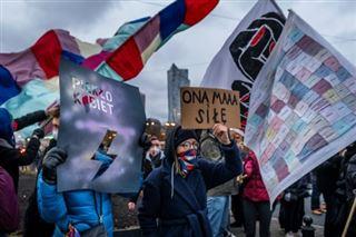 En Pologne, une révolution qu'on ne peut plus arrêter, selon une féministe