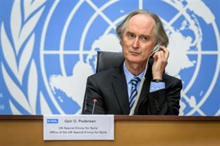 Syrie- l'émissaire de l'ONU espère des progrès à la veille de nouveaux pourparlers