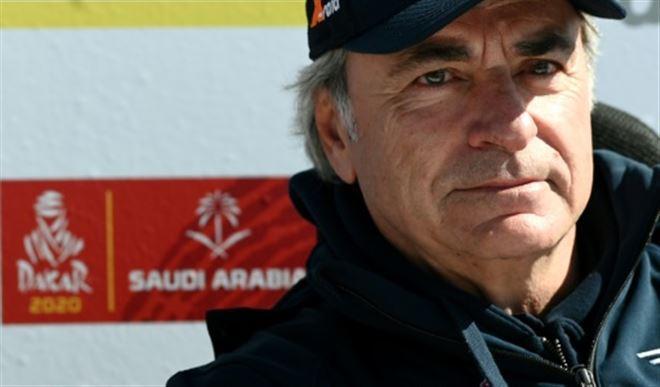 Auto- Carlos Sainz pilotera en Extrême E