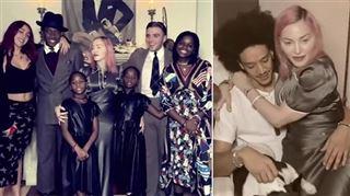 Madonna entourée de ses 6 enfants... et de son compagnon- la chanteuse partage une vidéo RARE sur Instagram