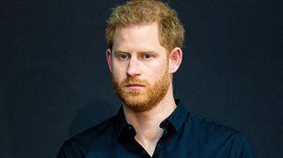 Le prince Harry est en deuil