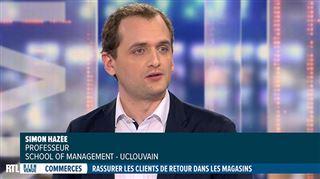 Réouverture des magasins en Belgique- comment rassurer les clients?