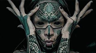 DeeDee, sorcière vaudou de 29 ans- Les haters m'appellent l'antéchrist à cause de mes tatouages (vidéo) 3