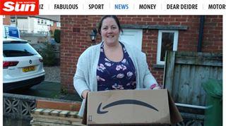 Une mère dégoutée par ce qu'elle a découvert dans le cadeau de Noël commandé sur Amazon pour son fils 4