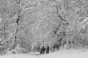 Saint-Nicolas échappe de justesse à la neige