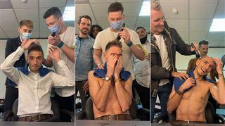 Dorian (Koh-Lanta) se fait raser la tête en direct sur Instagram par les autres candidats... et Denis Brogniart (vidéo)