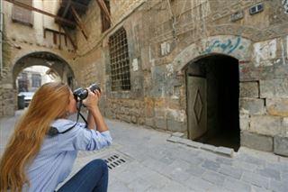 A Damas, documenter et préserver quartiers et demeures historiques