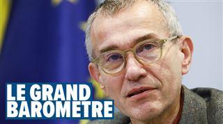 Grand Baromètre- Frank Vandenbroucke, celui qui dit Non au relâchement, de plus en plus populaire