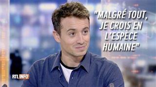 Hugo Clément- Je n'ai pas envie de ce monde-là pour ma fille