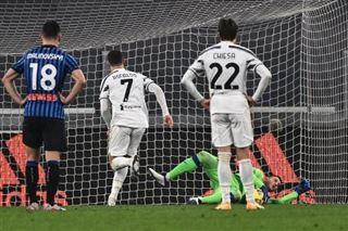 Serie A - La Juventus et l'Atalanta se neutralisent