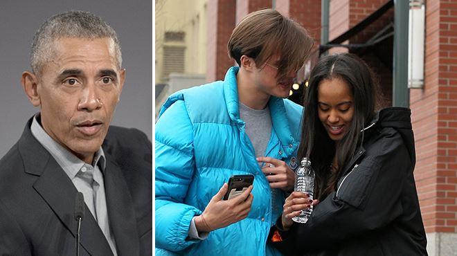 Barack Obama a rencontré son gendre- Je ne voulais pas l'aimer, mais c'est un chouette gars