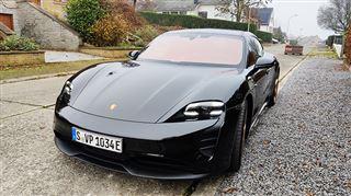 Les tests de Mathieu- la Taycan, première Porsche 100% électrique, peut-elle vraiment allier sportivité et autonomie ?