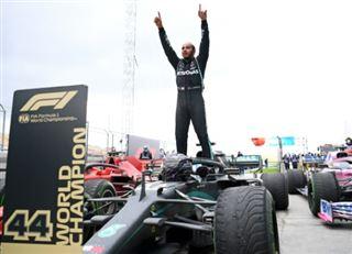 Rétrospective 2020- Hamilton égale Schumacher