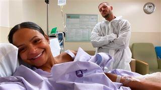 Christina Milian dévoile une photo inédite prise peu avant la naissance d'Isaiah