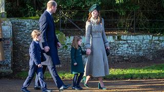 Kate et William- un grand changement attend George et Charlotte