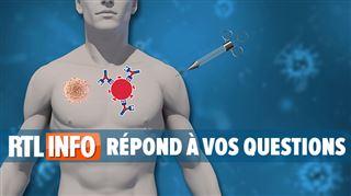 Vaccination contre le coronavirus- comment fonctionne un vaccin?