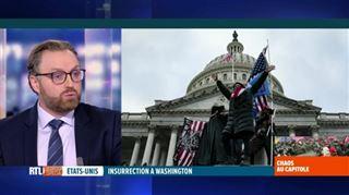 Invasion du Capitole à Washington- qui étaient ces émeutiers?