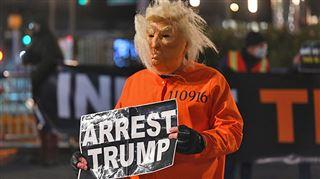 Invasion du Capitole à Washington- un méga-procès aura lieu et Donald Trump pourra être poursuivi