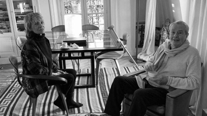 Anthony Delon dévoile la première photo de son papa, Alain Delon, depuis son AVC