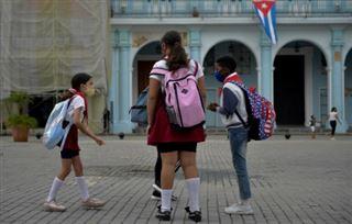 Coronavirus à Cuba- fermeture des écoles et transport réduit à La Havane