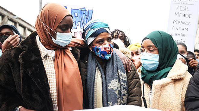 Décès du jeune Ibrahima à Bruxelles- la famille réagit